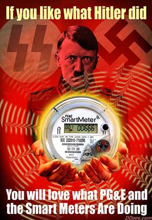 Smart Meter Hitler Meme