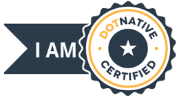 Academy of Digital Business Leaders Dot Native Digital Marketing Certified